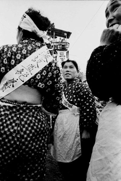 「三里塚」より 1967年9月16日
